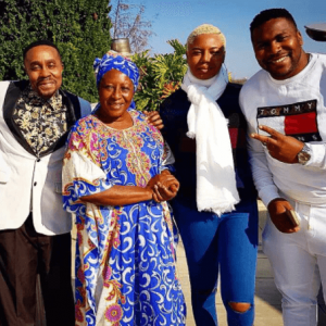 Elvis Chuks features Yvonne Chaka Chaka in new movie, JJC!