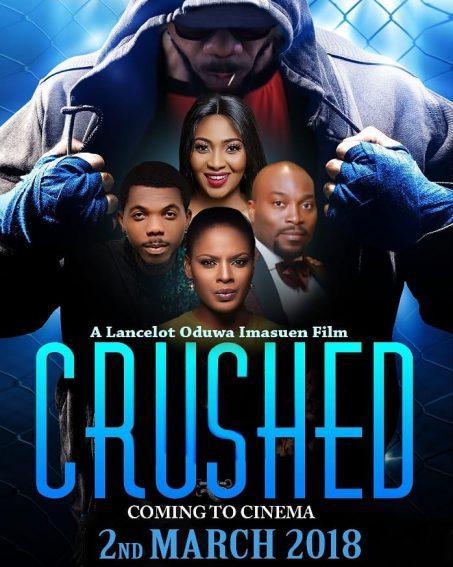#NTA: Lancelot Oduwa Imasuen's 'Crushed' Prepares For Benin City Premiere!