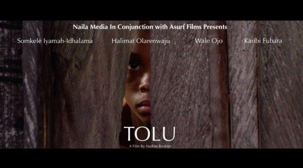 23 Year old Filmmaker, Nadine Ibrahim releases trailer for 'Tolu'!