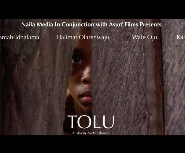 23 Year old Filmmaker, Nadine Ibrahim releases trailer for 'Tolu'!