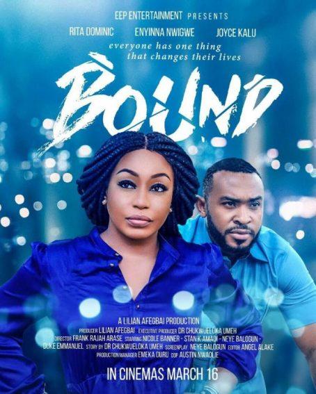 #NTA: Watch Rita Dominic, Enyinna Nwigwe & Joyce Kalu In Frank Arase's 'Bound'!