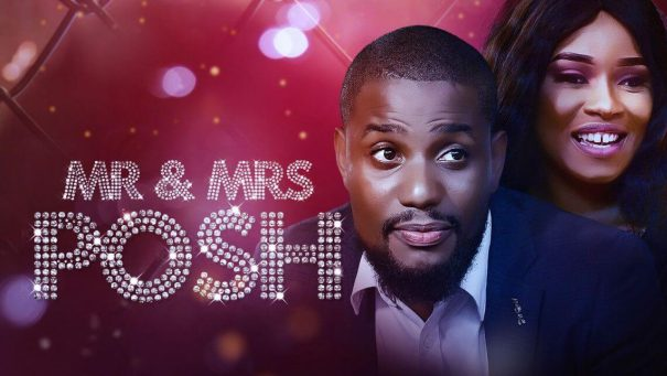 Movie Review: Okey Ifeanyi Hammers On The Consequences Of Greed In 'Mr. & Mrs. Posh'!