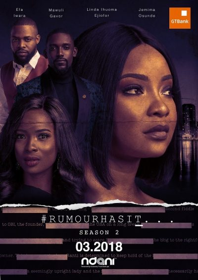 "Series Review: ""Rumour Has It – Two Colours""  debuts with a lot of betrayal!"