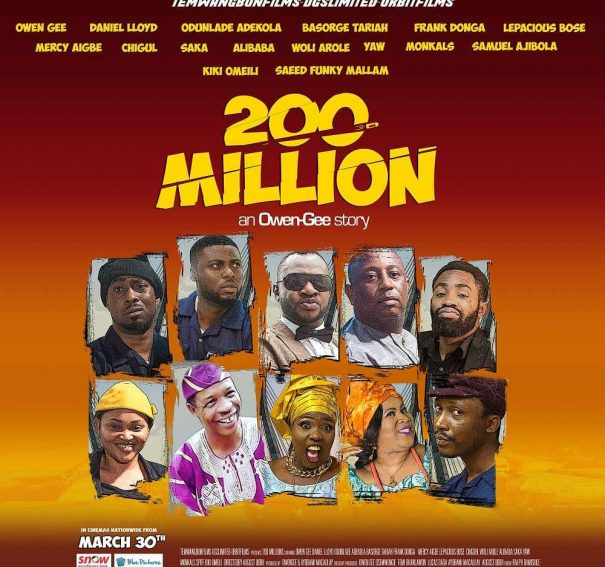 #NTA: Watch Mercy Aigbe & Chigul Omeruah Go Head To Head In '200 Million'!
