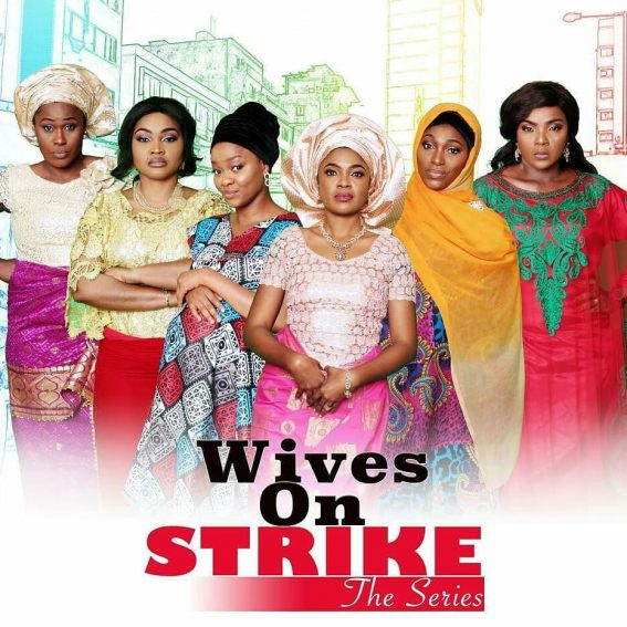 "Omoni Oboli releases trailer for ""Wives on Strike"" The Series!"