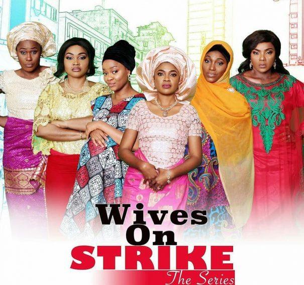 "Omoni Oboli releases trailer for ""Wives on Strike"" The Series!"