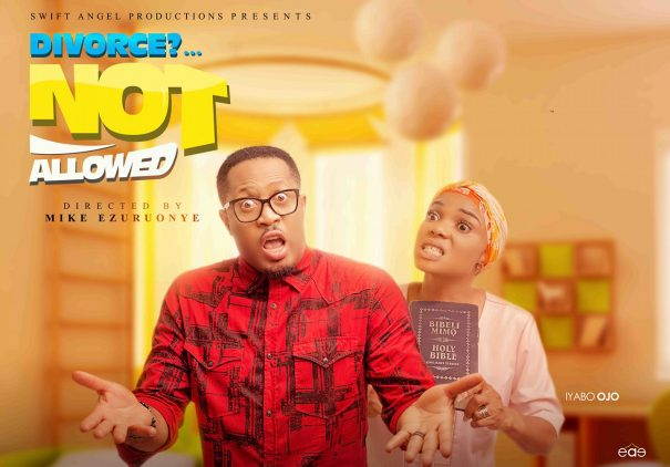 "Mike Ezuruonye makes Directorial debut with ""Divorce not Allowed""!"