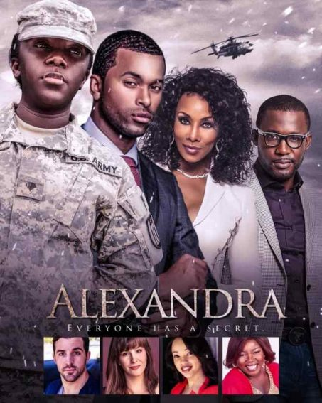 "Vivica Fox features in ""Alexandra"" with Joseph Benjamin, Ada Ameh & Robert Peters!"