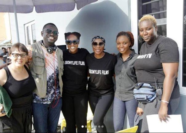 "EbonyLife Films announces ""Chief Daddy,"" featuring Ini Edo, RMD, Nkem Owoh, Funke Akindeleand others!"