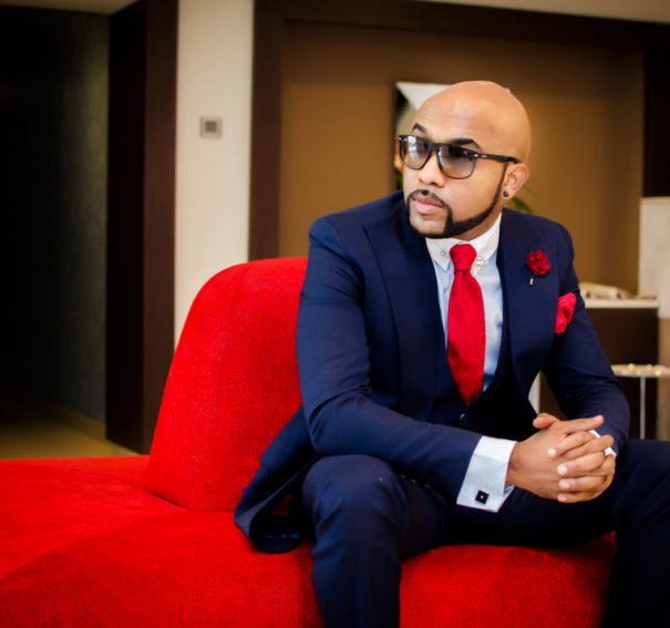 "Banky W to lead cast for Tope Oshin's ""Up North""!"
