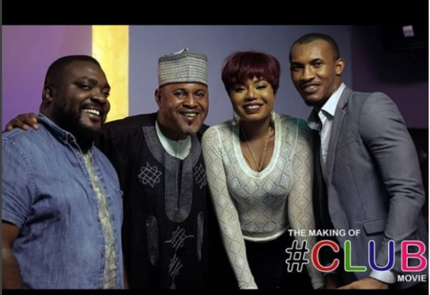 NTA: Watch Nancy Isime, Gideon Okeke & Saidi Balogun in new psychological thriller!
