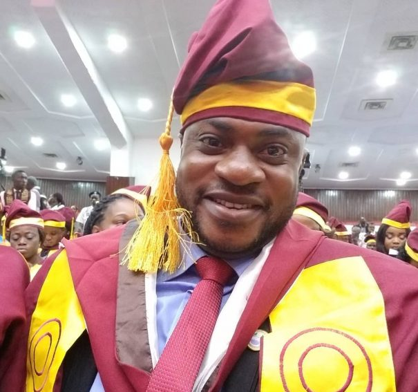 Odunlade Adekola Bags A 5-Year Degree From The University of Lagos!