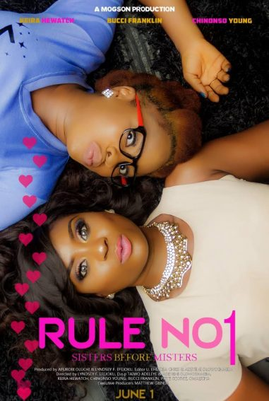 Rule No. 1 Debuts in Cinemas Nationwide From June 1st!
