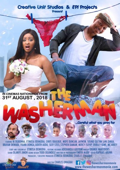 """The Washerman"" featuring IK Ogbonna & Frank Donga set for Release in August!"