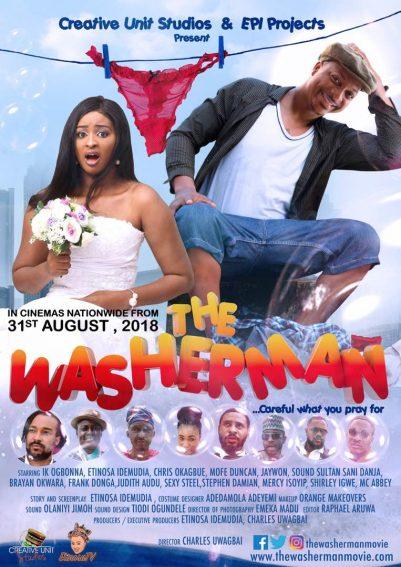 #NTA; Watch IK Ogbonna, Etinosa Idemudia & Frank Donga in The Washerman trailer!