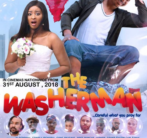 #NTA; Watch IK Ogbonna, Etinosa Idemudia & Frank Donga in The Washerman trailer!