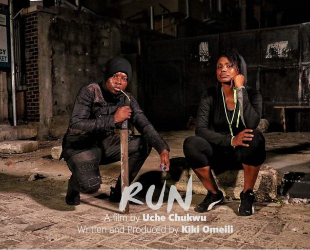 "BTS: Kiki Omeili set to make debut as a Producer with ""Run"""