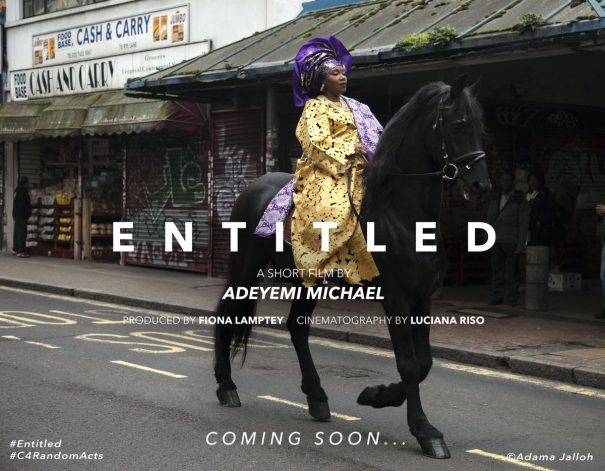 "Adeyemi Micheal releases ""Entitled"", the short film that made the Internet go wild!"