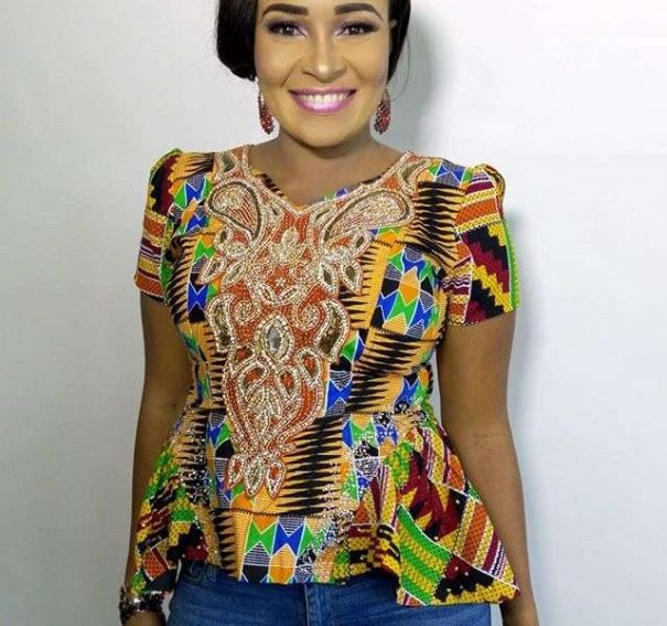 Actress Doris Simeon Instagram Account Hacked!