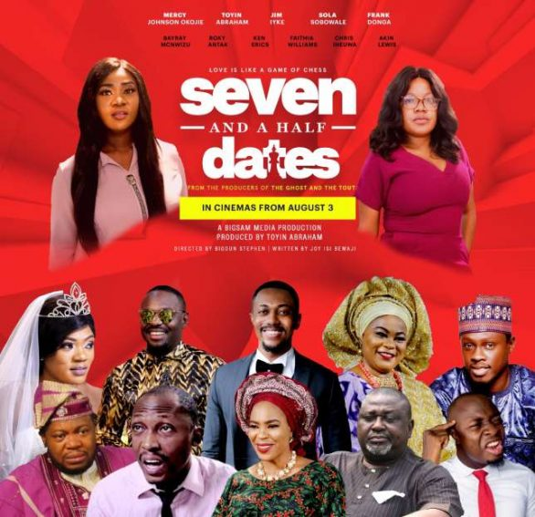 XploreReviews: Seven and A Half Dates A Feel Good Movie.