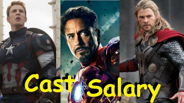 'Avengers Infinity War', Cast Salaries that might shock you!