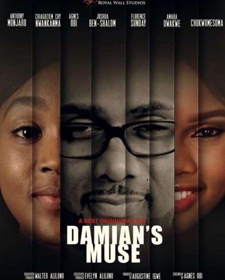"Best Okoduwa releases official trailer for the upcoming movie ""Damian's Muse featuring"