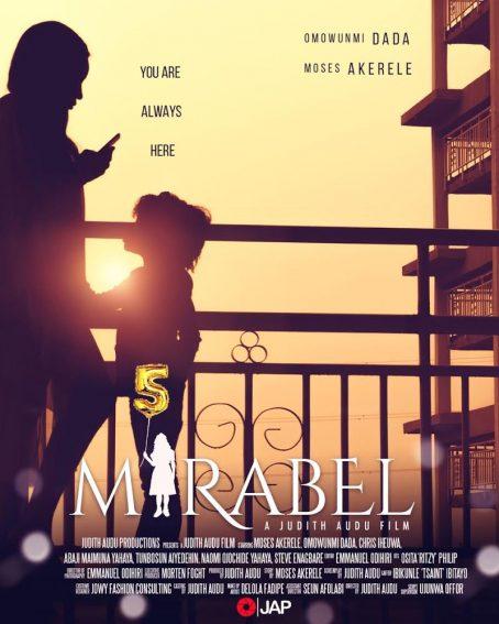NTA: Judith Audu releases trailer for directorial debut 'Mirabel'
