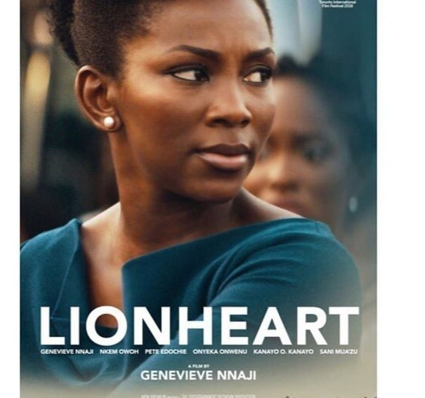 Netflix Buys Rights to Genevieve Nnaji's Movie 'Lionheart'.
