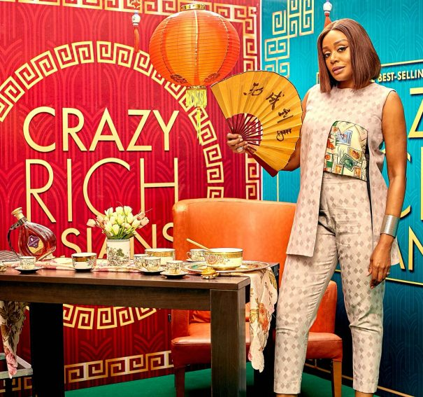 Ink Eze, Michelle Dede, Abi K-D, Sharon Oja Step Out in Style & for the Exclusive Screening of Crazy Rich Asians!