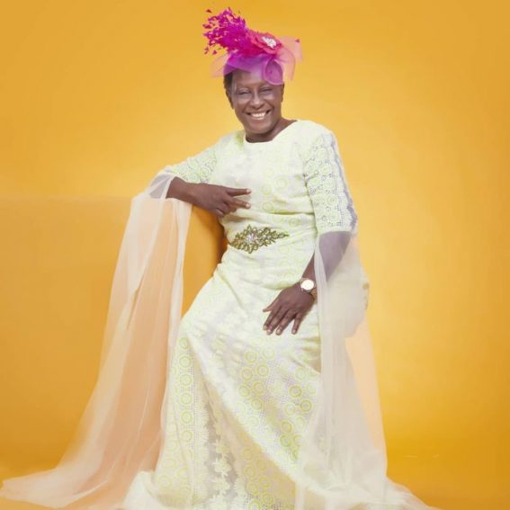 See photos of Patience Ozokwor at 60!