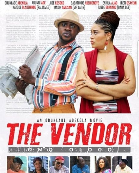"NTA: Watch trailer for Odunlade Adekola's directorial debut ""The Vendor"""
