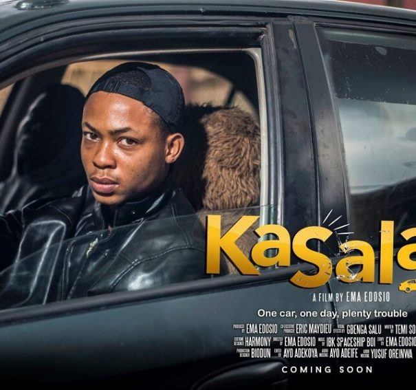 "Ema Edosio is set to bring ""Kasala"" to the cinemas this October!"