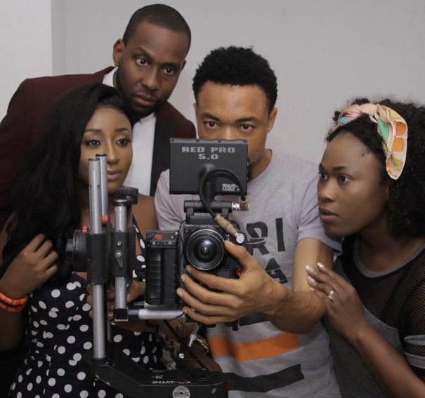"""#NTA: Uche Jombo releases poster for """"Heaven on my Mind"""", a directorial debut!"""