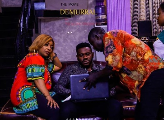 #NTA: Bimbo Akintola & Deyemi Okanlawon set to feature in Demurral.