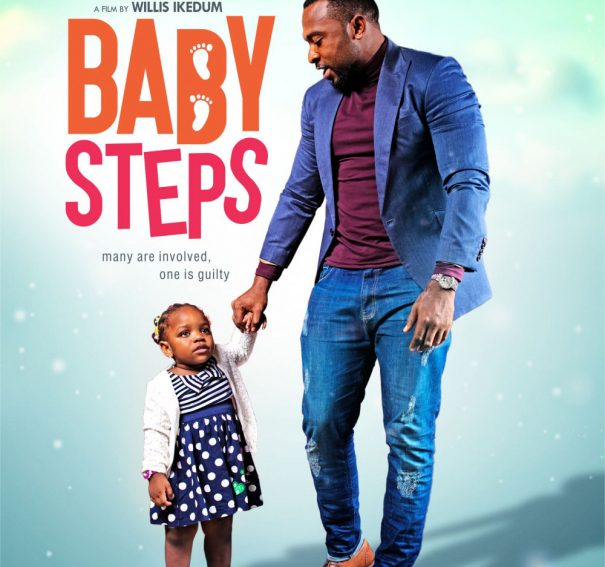 #NewTrailerAlert; Check out Enyinna Nwigwe in 'Baby Steps'!