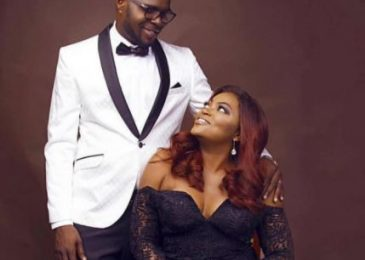 Star Actress, Funke Akindele welcomes twin boys with Husband JJC Skills