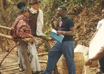 "Ifan Michael's ""Foreigner's God"" commences shoot in Enugu!"