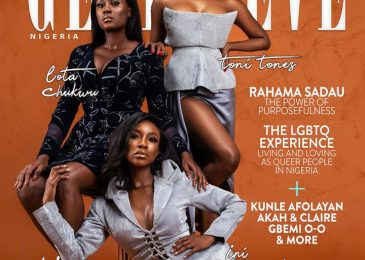 The July Issue of Genevieve Magazine features Ini-Dima Okojie, Toni Tones and Lota Chukwu!
