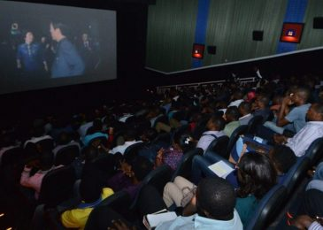 Report says Nigerians spent N3 Billion at the Cinema in the First Half of 2019!