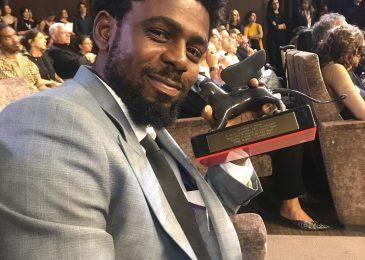 "#MondayMotivation: Joel Benson's ""Daughters Of Chibok"" wins Lion Award at Venice Biennale"