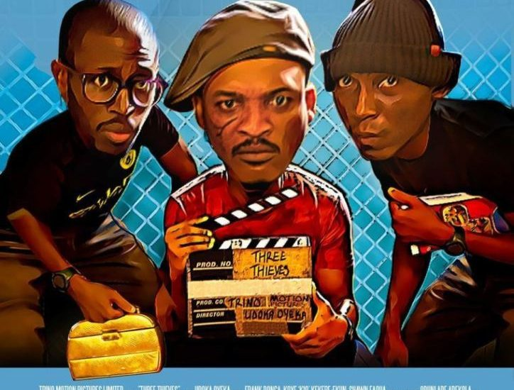 "NTA: Watch the Funny New Trailer for ""Three Thieves"""