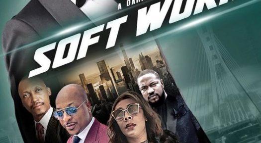 #NewTrailerAlert   Alexx Ekubo, Frank Donga & Shaffy Bello Star In Darasen Richards' 'Soft Work'