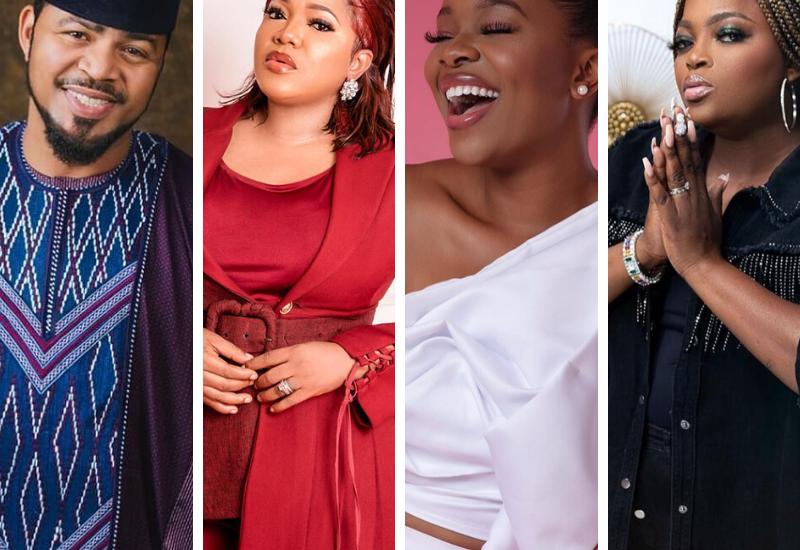 #AMVCA7 Nominees' List: Ramsey Nouah, Toyin Abraham & Zainab Balogun Lead Nominations!