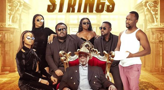 Watch Lilian Afegbai, Osas Ighodaro & Ushbebe in the first teaser for 'Double Strings'