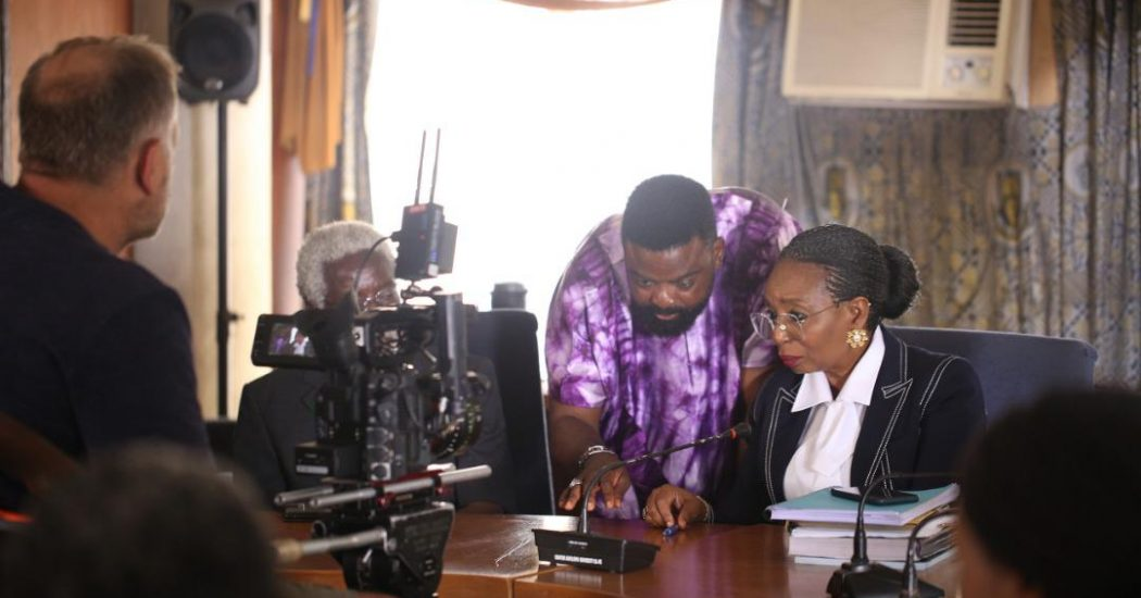 "FirstBank's Ibukun Awosika Makes Movie Debut In Kunle Afolayan's ""Citation""."