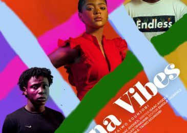 Watch Tope Tedela, Jide Kosoko & Tolu Osaile in the new teaser for Taiwo Egunjobi's 'All Na Vibes'