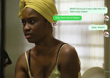 Watch Chimezie Imo, Uzoamaka Aniunoh & Kelvin-Mary in Samuel Adeoye's short film, 'Behind The Scene'